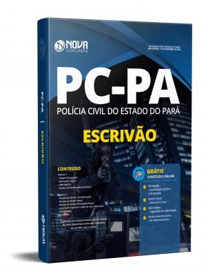 Concurso Polícia Civil do Pará (PC-PA) 2020/2021