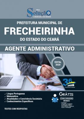 Concurso Prefeitura de Frecheirinha CE 2020