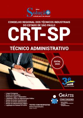 Concurso CRT-SP 2021