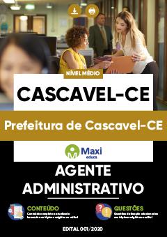 Concurso Prefeitura de Cascavel CE 2021