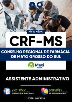 Concurso CRF-MS 2020/2021