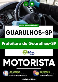 Concurso Prefeitura de Guarulhos SP 2021