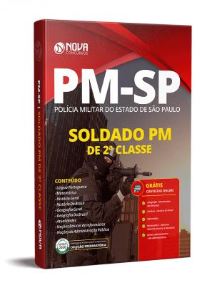 Concurso PM-SP 2021 Polícia Militar de São Paulo