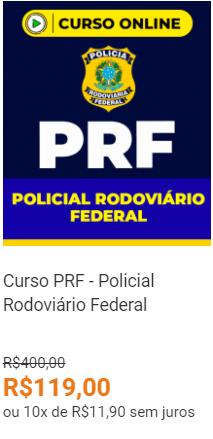 Curso Online PRF 2021
