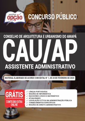 Concurso CAU-AP 2021
