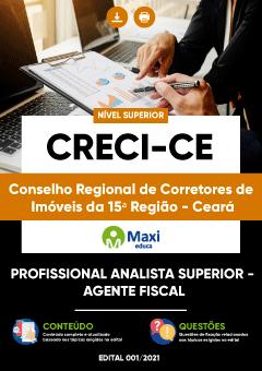 Concurso CRECI CE 2021