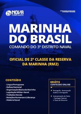 Apostila Marinha do Brasil 2021