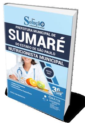 Concurso Prefeitura de Sumaré SP 2021
