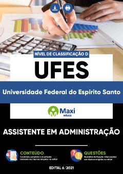 Concurso UFES 2021