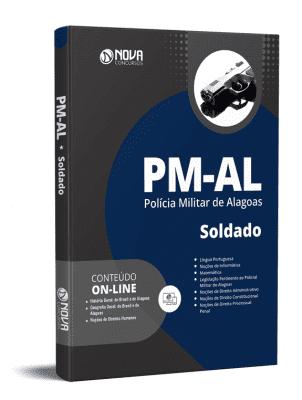 Concurso PM-AL 2021 Soldado