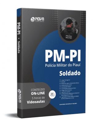 Concurso PM-PI 2021 Soldado