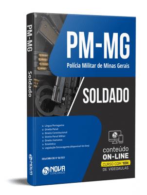 Concurso PM-MG 2021 Soldado Polícia Militar de Minas Gerais