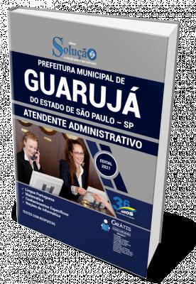 Concurso Prefeitura de Guarujá SP 2021