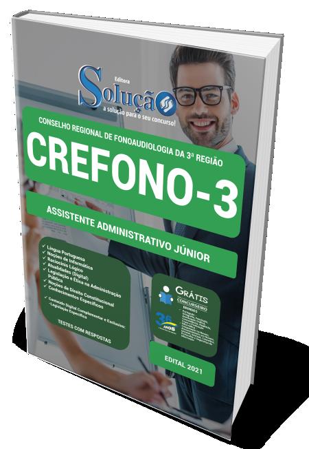 Concurso CREFONO-3 - 2021