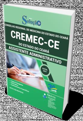Concurso CREMEC-CE 2021