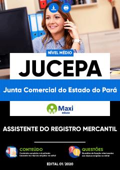Concurso JUCEPA 2021