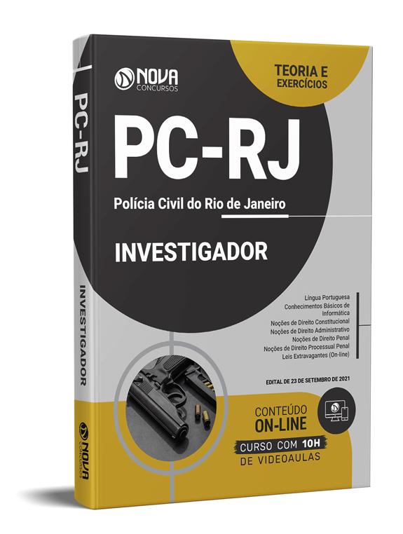Concurso Polícia Civil - RJ 2021