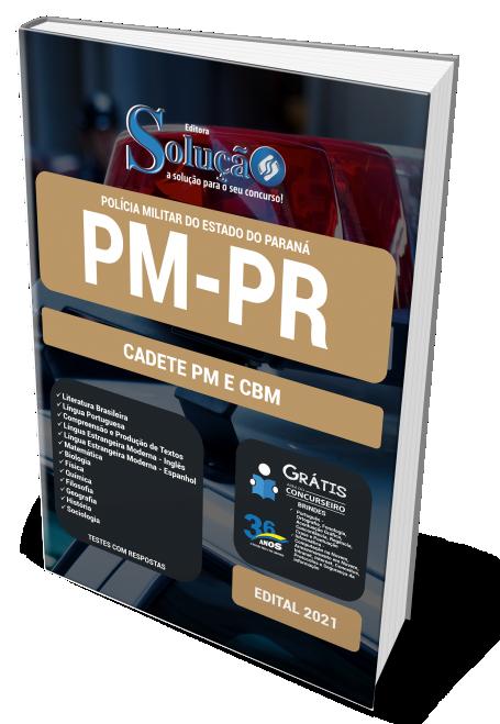 Concurso PM - PR e CBM - PR 2021
