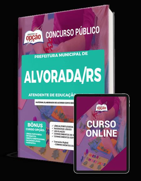 Concurso Prefeitura de Alvorada - RS 2021