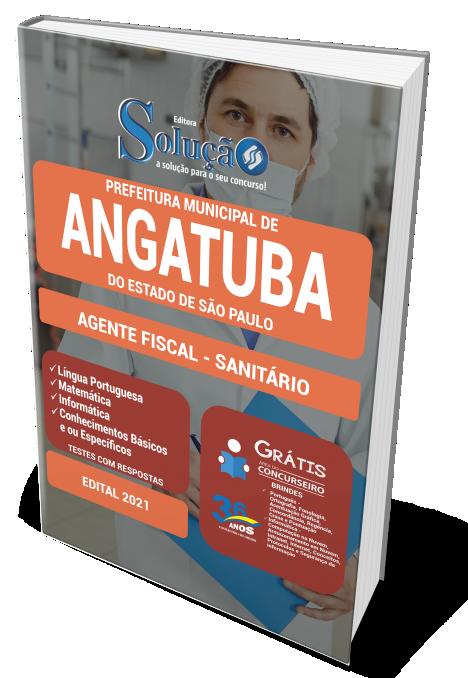 Concurso Prefeitura de Angatuba - SP 2021