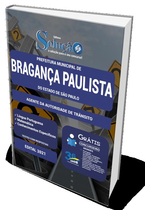 Concurso Prefeitura de Bragança Paulista SP 2021