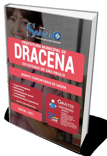 Concurso Prefeitura de Dracena - SP 2021