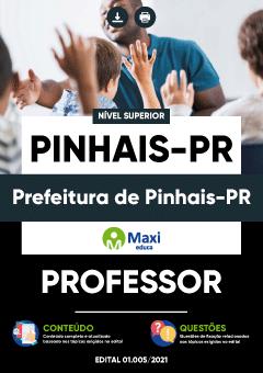 Concurso Prefeitura de Pinhais - PR 2021