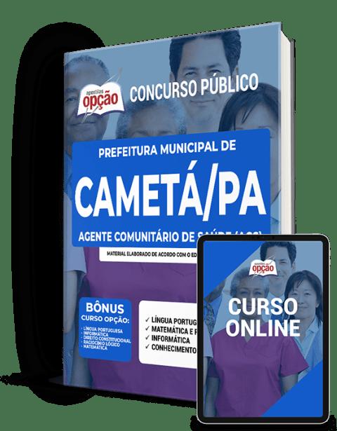 Processo Seletivo Prefeitura de Cametá PA 2021