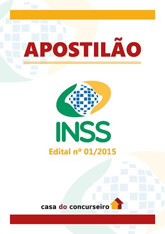 Download Apostila Grátis Concurso INSS 2022