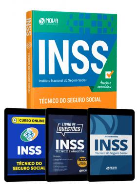 Apostila Concurso INSS 2021