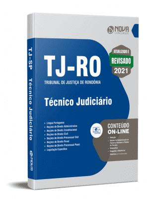 Concurso TJ-RO 2021 Tribunal de Justiça de Rondônia