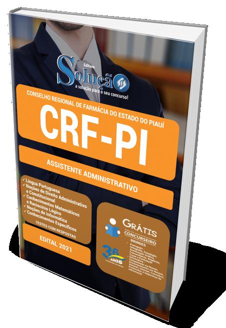 Concurso CRF - PI 2021