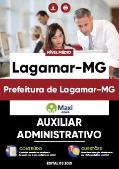 Concurso Prefeitura de Lagamar - MG 2021